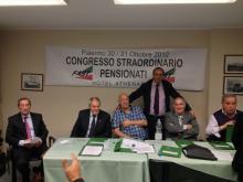 Comunicato stampa: Congresso FAST Pensionati del 30 e 31 ottobre 2012