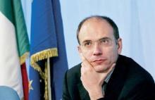 Lettera al Presidente del Consiglio Enrico Letta